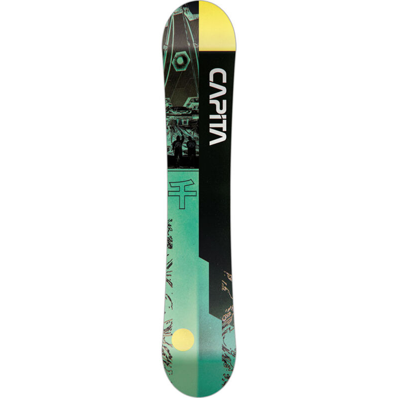 CAPiTA Outerspace Living Snowboard Mens image number 4