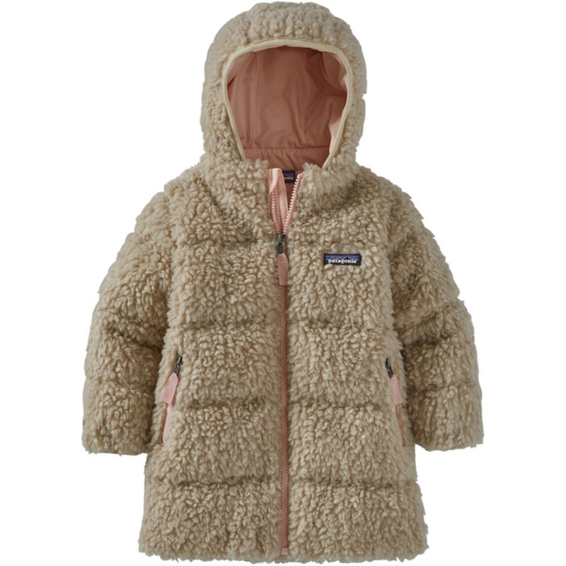 Patagonia Baby Recycled Hi-Loft Parka Toddlers image number 0