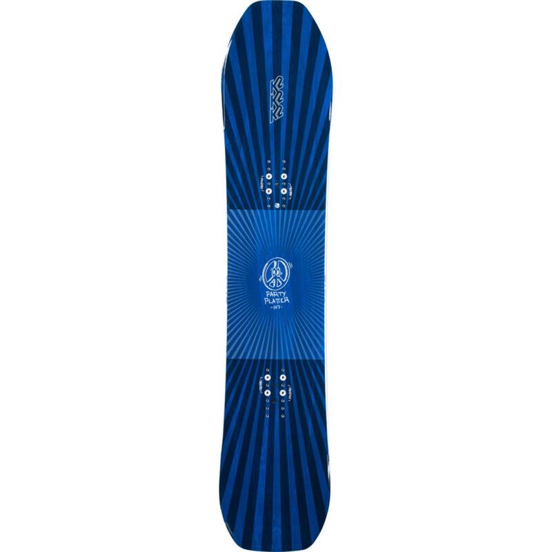 K2 Party Platter Snowboard Mens image number 0