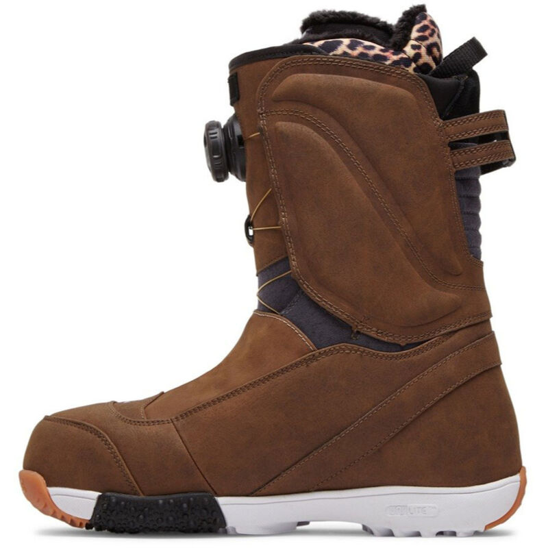 DC Mora Boa Boots Womens image number 1