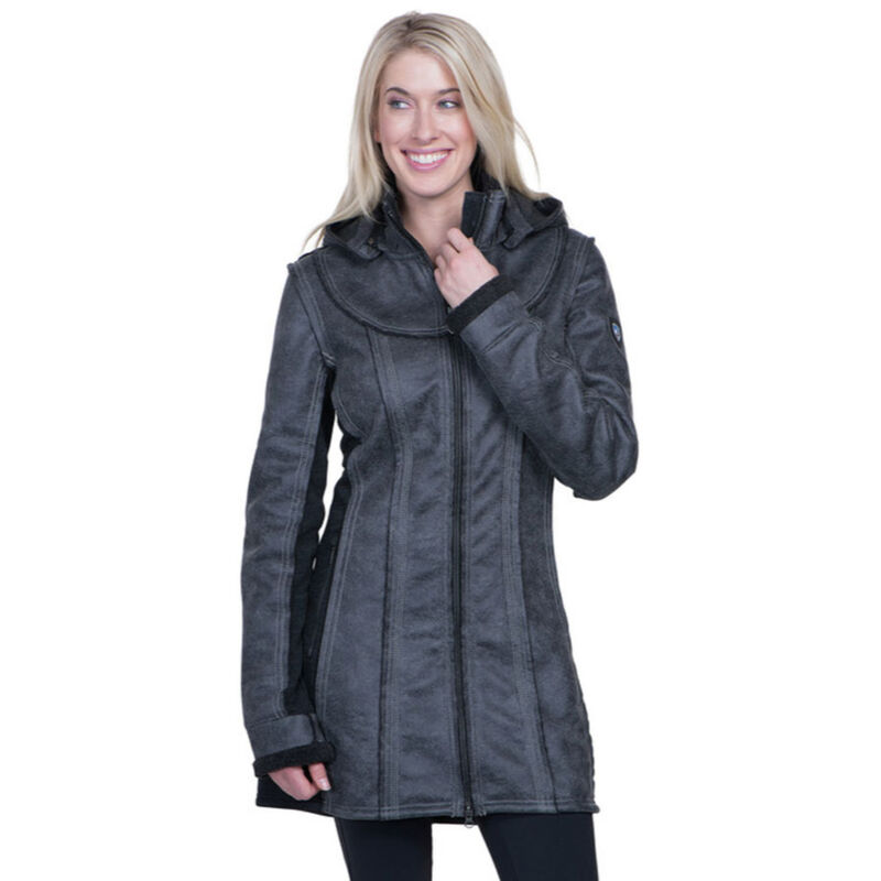 Kuhl Dani Sherpa Trench Jacket - Womens 20/21 image number 0