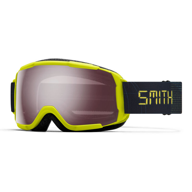 Smith Grom Jr Goggles + Ignitor Mirror Lens Kids image number 0