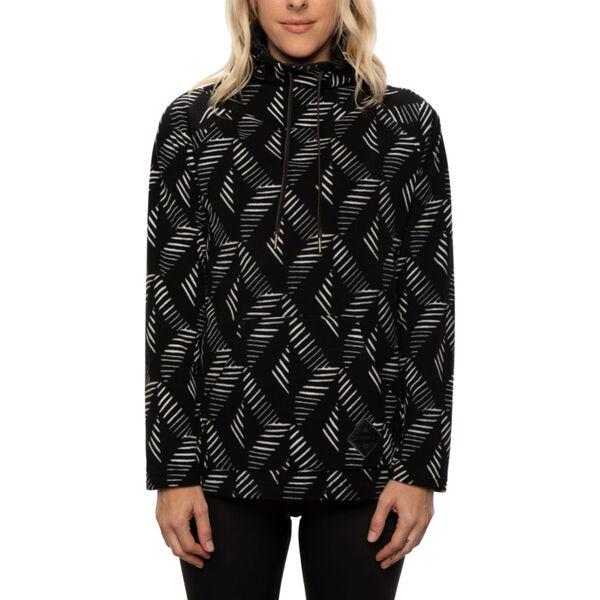 686 Balance Fleece Cowl-Neck Womens