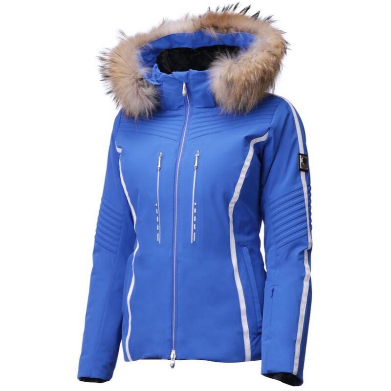 Descente Layla Jacket Real Fur - Womens 20/21 image number 0