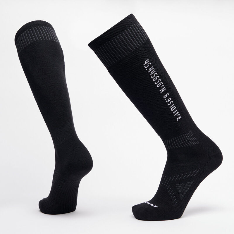 Le Bent Core Ultra Light Snow Socks Mens image number 0