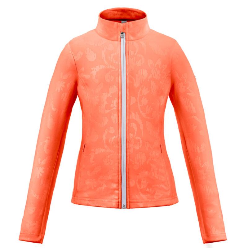 Poivre Blanc Stretch Fleece - Girls image number 0