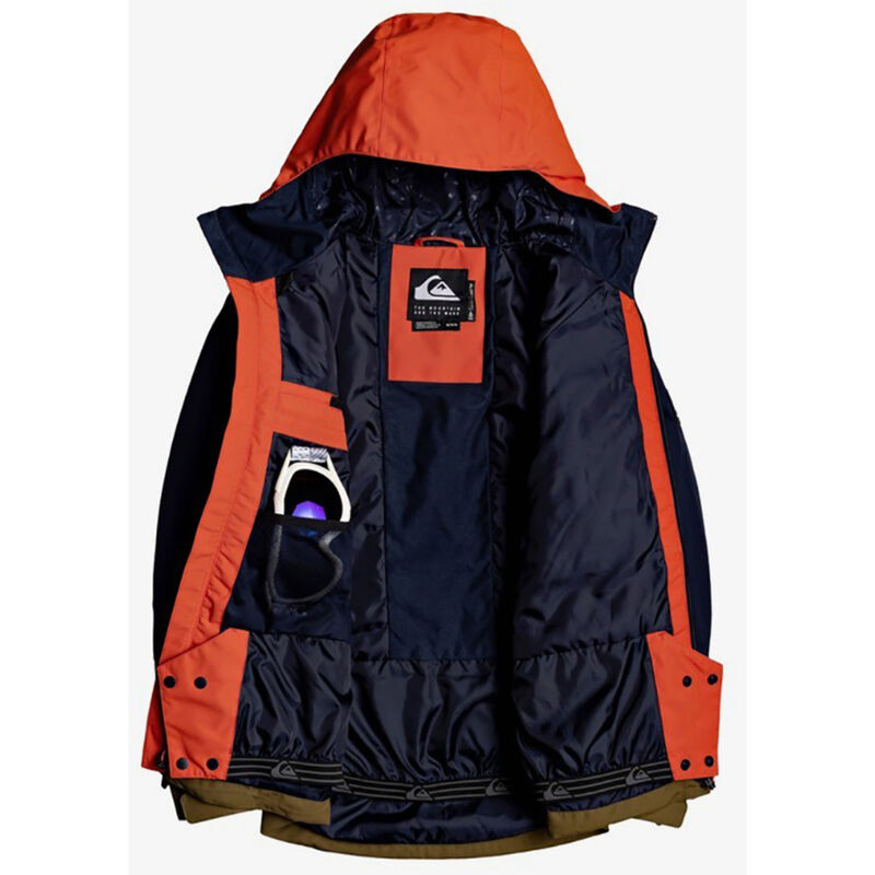 Quiksilver Ambition Snow Jacket Boys image number 1