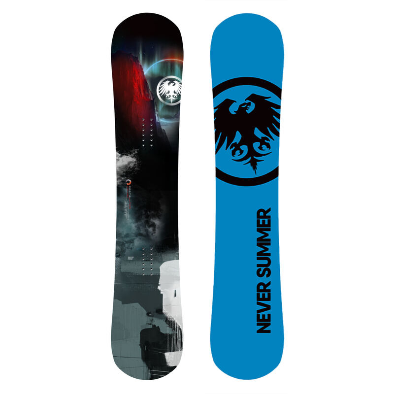 Never Summer Proto Ultra Snowboard image number 0