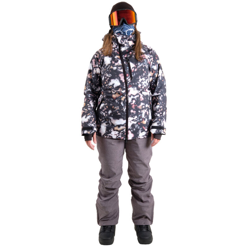 686 GLCR Hydra Insulated Jacket Womens image number 2