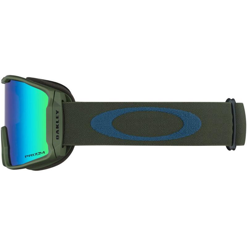 Oakley Line Miner XM Dark Brush w/ Prizm Jade Goggles image number 2