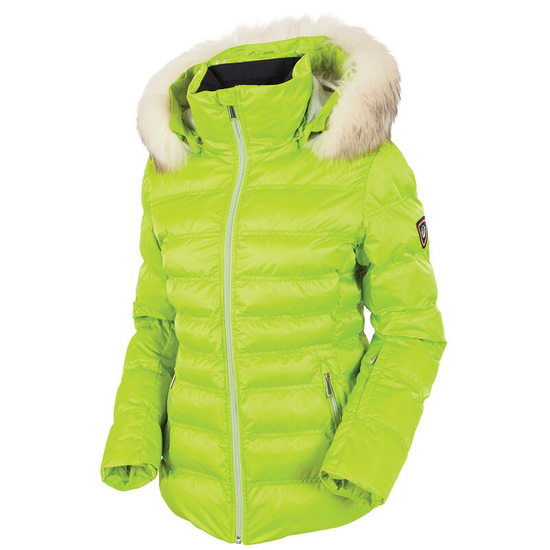 Sunice Fiona Waterproof Quilted Stretch Jacket Womens image number 0