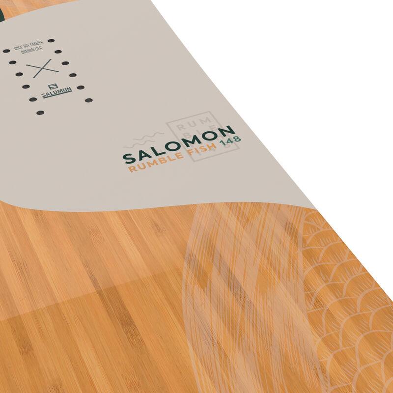 Salomon Rumble Fish Snowboard Womens image number 2
