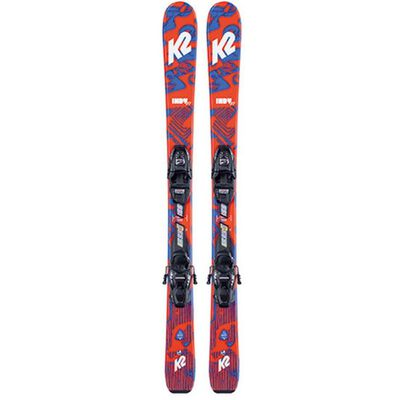 K2 Indy with 4.5 FDT Skis - Junior Boys 19/20