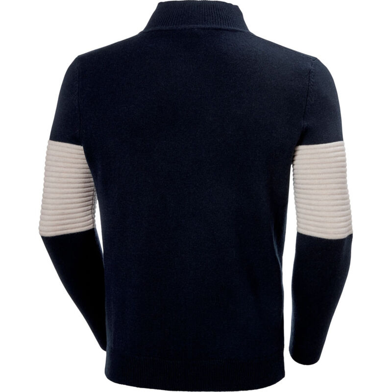 Helly Hansen Tricolore Knitted Sweater Mens image number 1