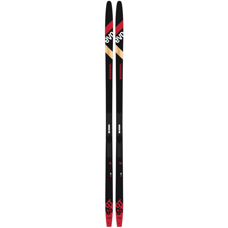 Rossignol EVO OT 65 Positrack Nordic Touring Skis - 20/21 image number 0
