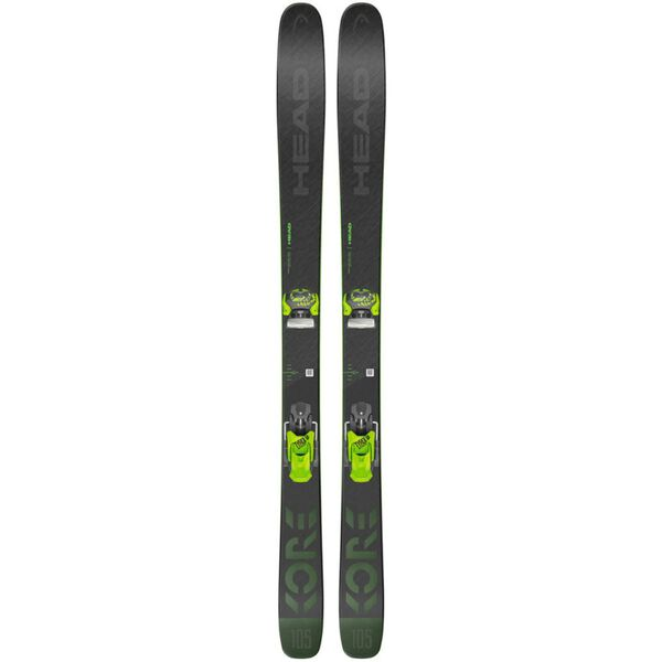 Head Kore 105 Skis (Flat) Mens