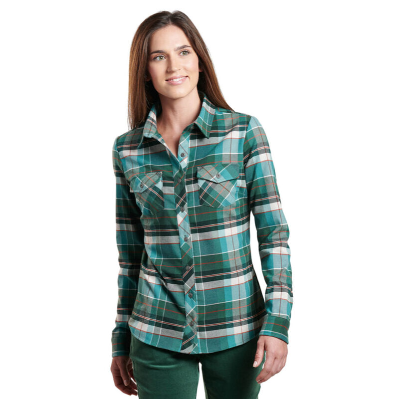 Kuhl Greta Flannel - Womens image number 0