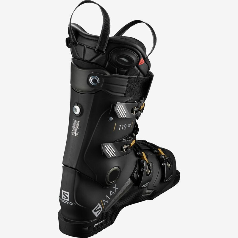 Salomon S/Max 110 CHC Ski Boots Womens image number 1