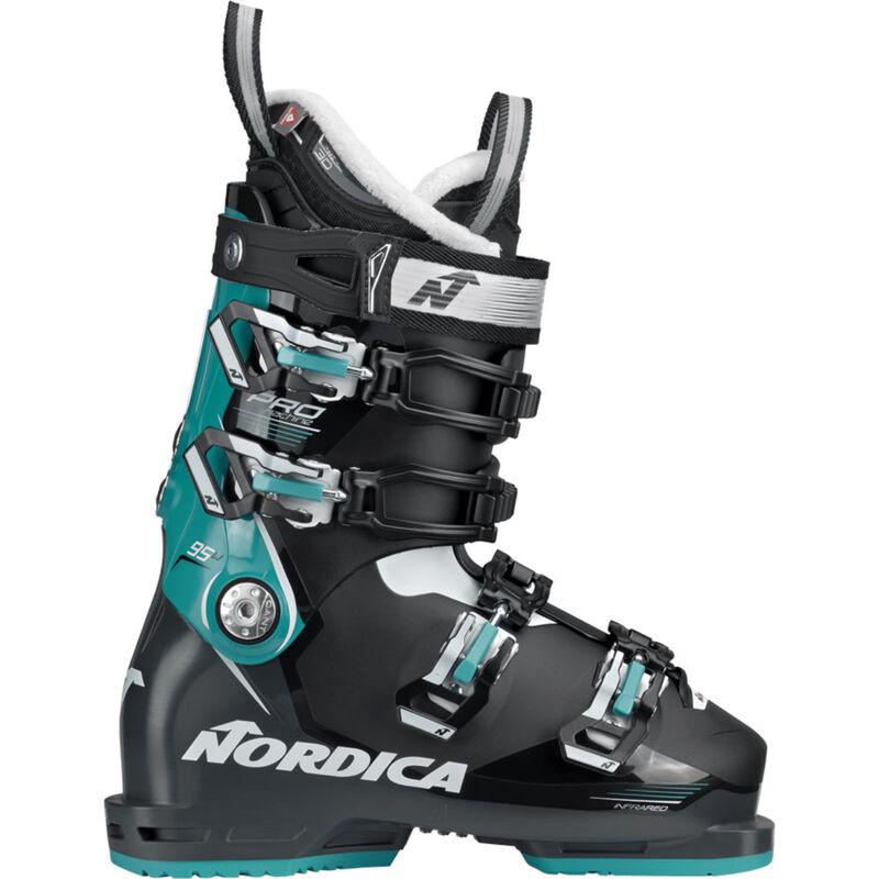Nordica Pro Machine 95 Ski Boots Womens image number 0