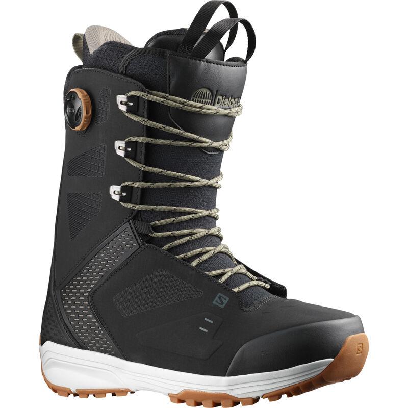 Salomon Dialogue Lace SJ Boa Snowboard Boots image number 0