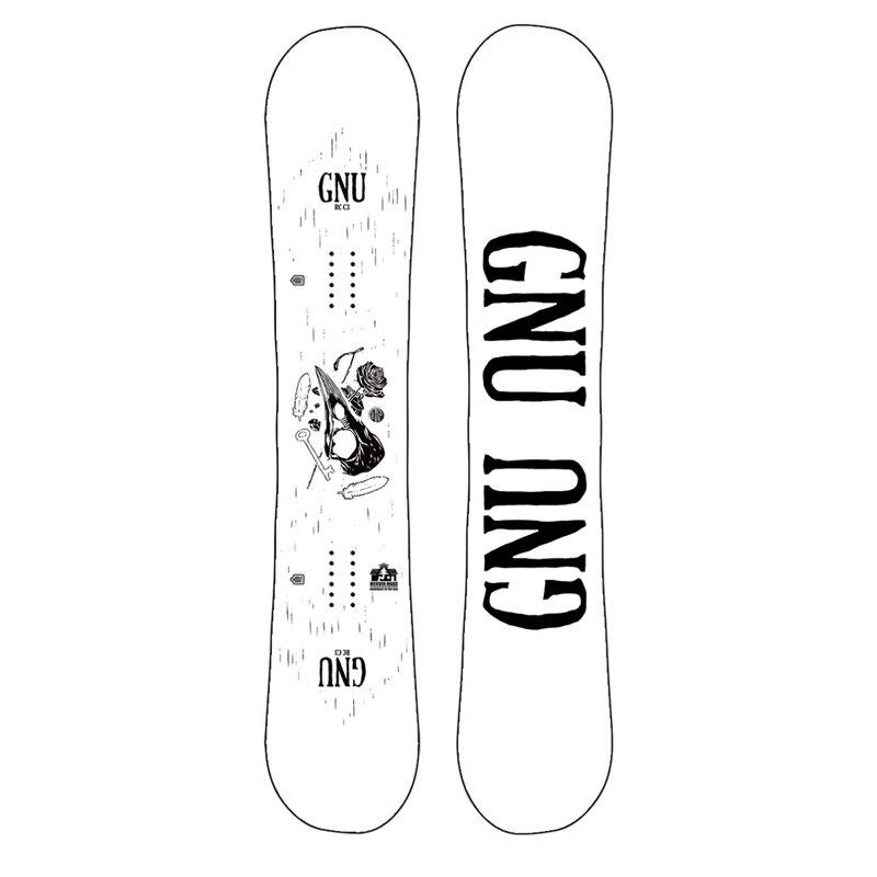 GNU RCC3 Snowboard Mens image number 1