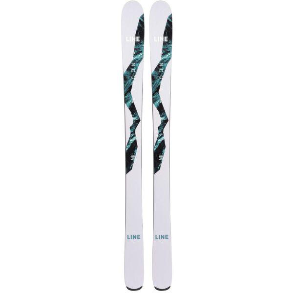 Line Pandora 94 Skis Womens
