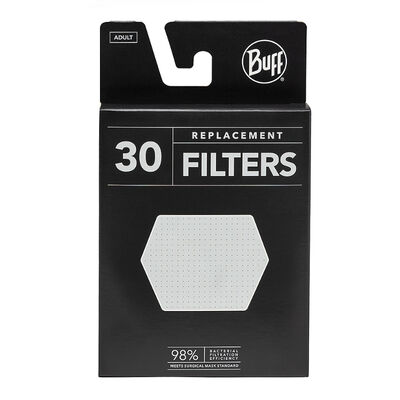 BUFF® Replacement Filters - 30 Pack
