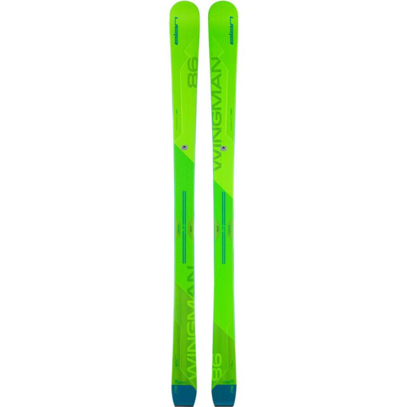 Elan Wingman 86 CTI Skis Mens image number 0