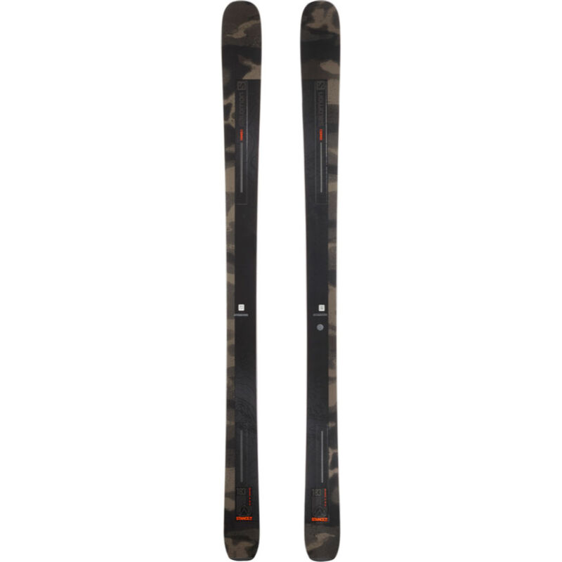 Salomon Stance 102 Skis Mens image number 0