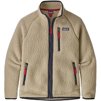 Patagonia Retro Pile Fleece Jacket - Boys 20/21
