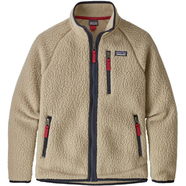 Patagonia Retro Pile Fleece Jacket Boys