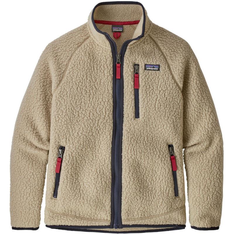 Patagonia Retro Pile Fleece Jacket Boys image number 0