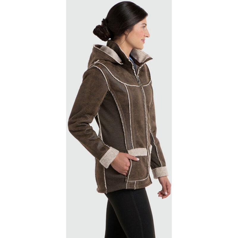 Kuhl Dani Sherpa Jacket Womens image number 1