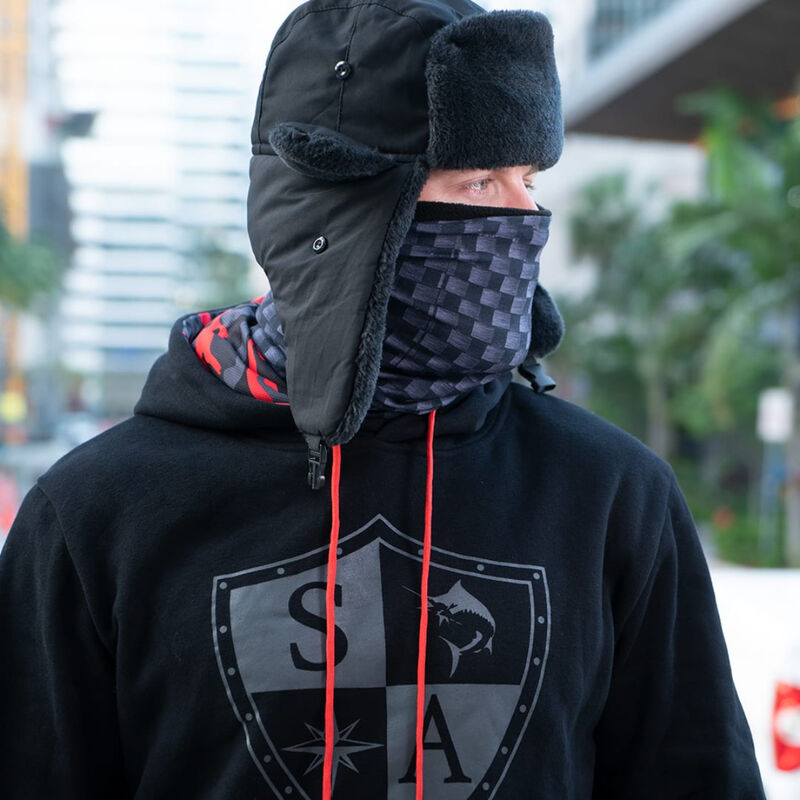 SA Company Frost Tech Fleece Lined Face Shield - 20/21 image number 1
