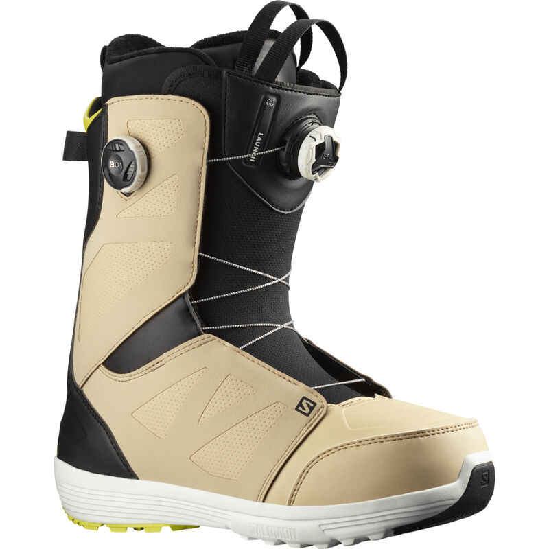 Salomon Launch Boa SJ Snowboard Boots image number 0