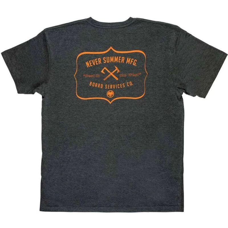 Never Summer West Bound Short Sleeve T-Shirt Mens image number 1