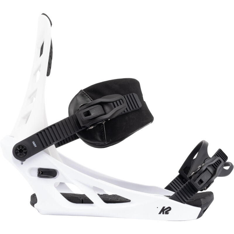 K2 Indy Snowboard Bindings image number 1