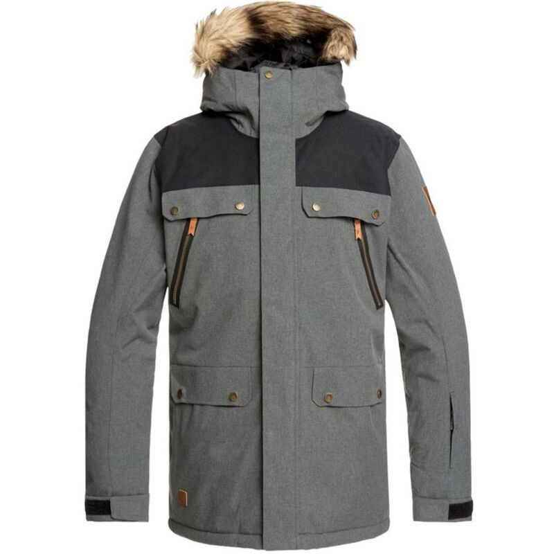 Quiksilver Selector Snow Jacket Mens image number 0