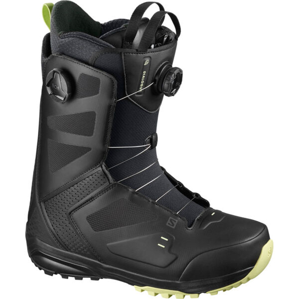 Salomon Dialogue Focus Boa Wide Snowboard Boots Mens