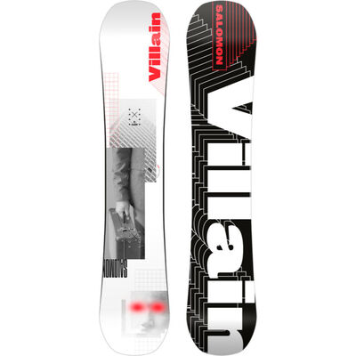 Salomon Villian Grom Snowboard - Juniors 20/21