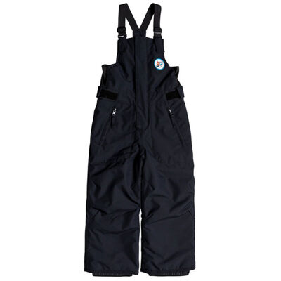 Quicksilver Boogie Bib Pant- Toddler Boys - 19/20
