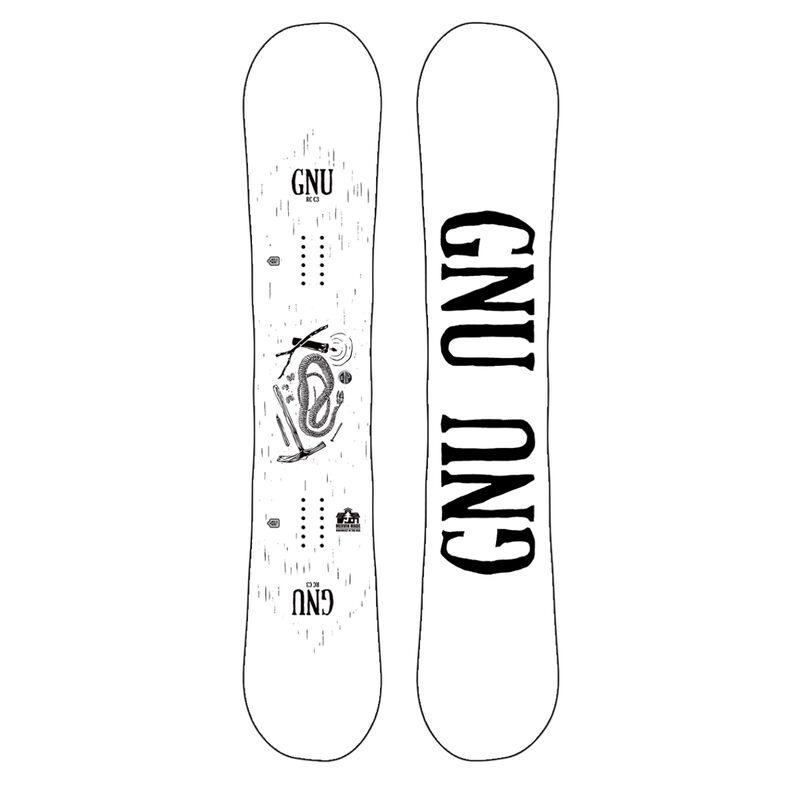 GNU RCC3 Snowboard Mens image number 5
