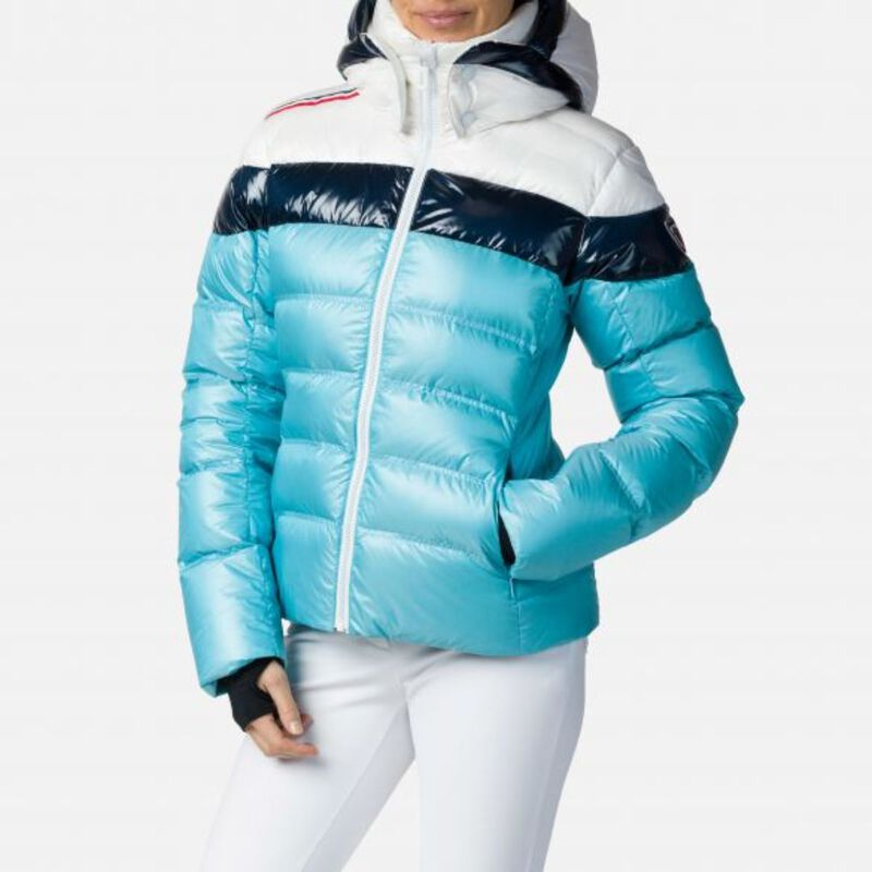 Rossignol Metallic Hiver Down Ski Jacket image number 0