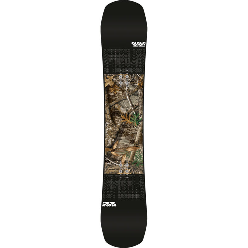 K2 Afterblack Wide Snowboard - Mens 20/21 image number 0