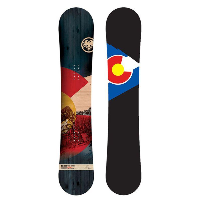Never Summer Heritage DF Snowboard - Mens 20/21 image number 0
