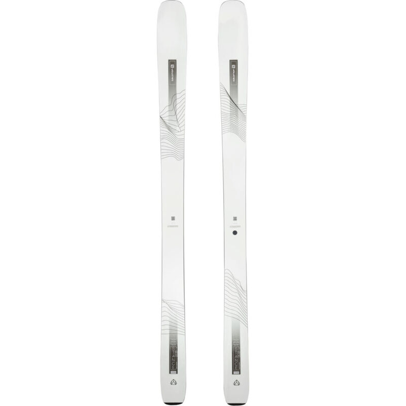Salomon Stance 94 Skis - Womens 20/21 image number 0