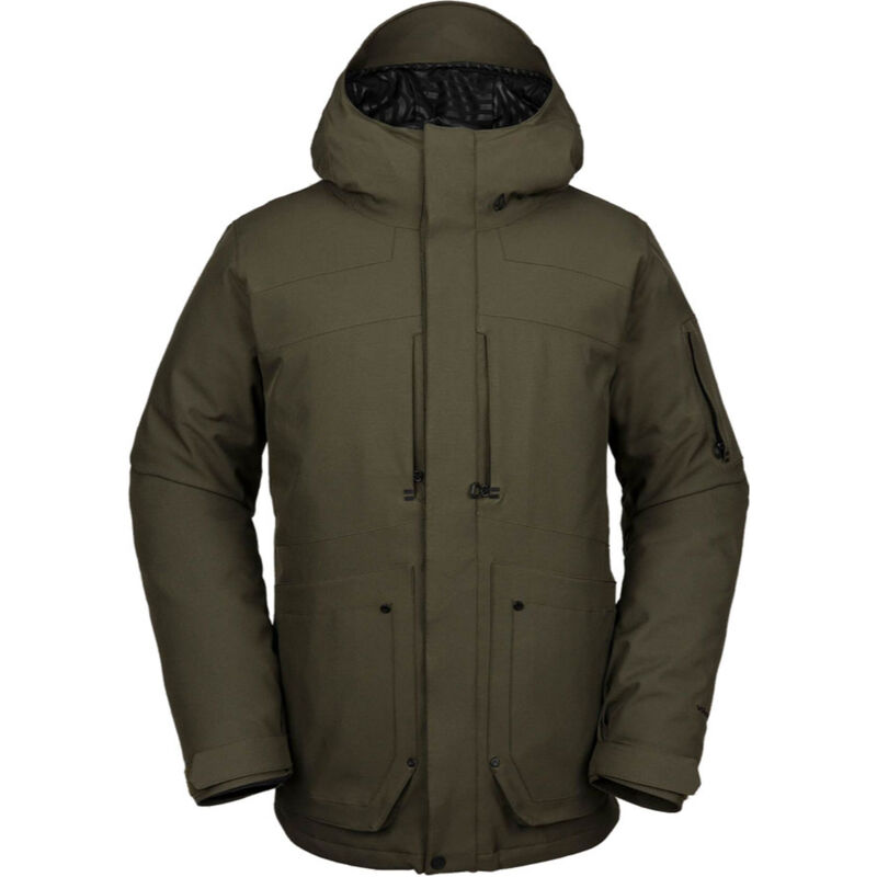 Volcom Scortch Insulated Jacket - Mens 19/20 image number 0