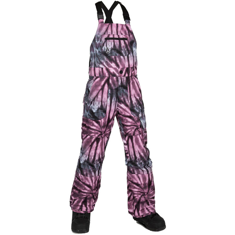 Volcom Barkley Bib Overall Pants - Girls - 19/20 image number 0