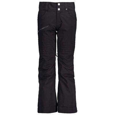 NEW $105 SPYDER SKI//SNOWBOARD CIRCUIT PANTS KIDS//GIRLS 12//M