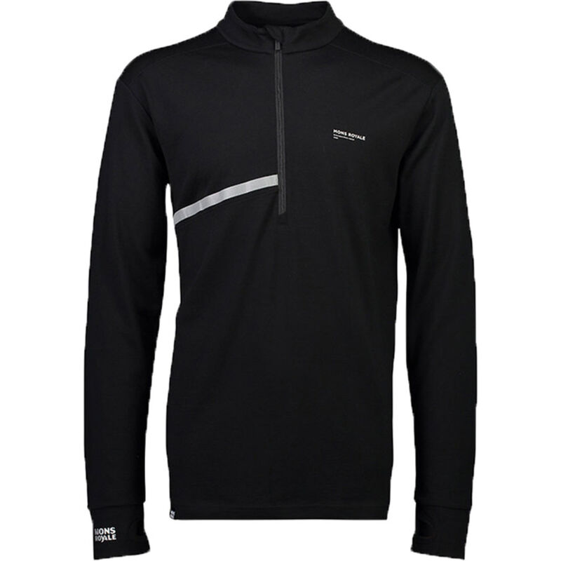 Mons Royale Alta Tech 1/2 Zip - Mens image number 0